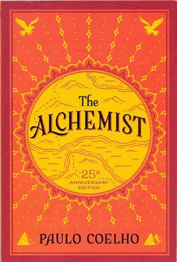 The Alchemist (O Alquimista em Inglês)
